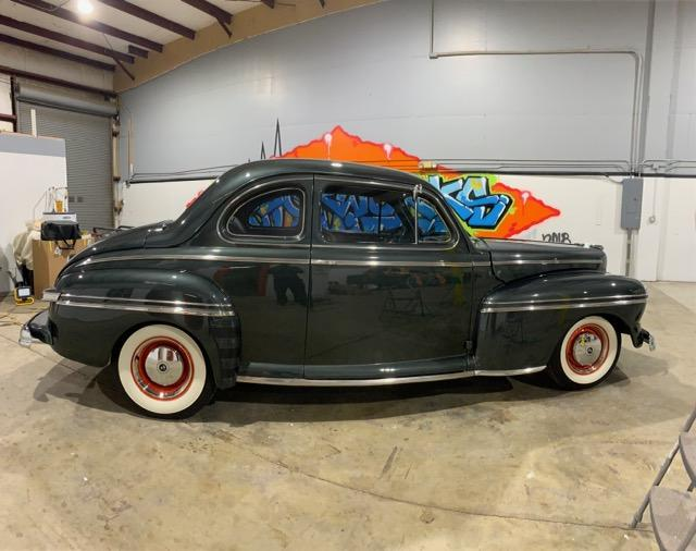 Larry W's 1946 Mercury Coupe